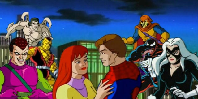 90s Spider-Man Series Fan Petitions Disney XD, Marvel For