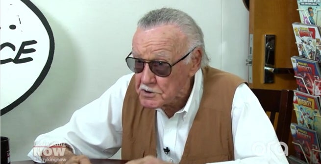 Stan Lee Explains What Makes A Great Superhero