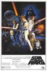 Star Wars: A New Hope movie poster image