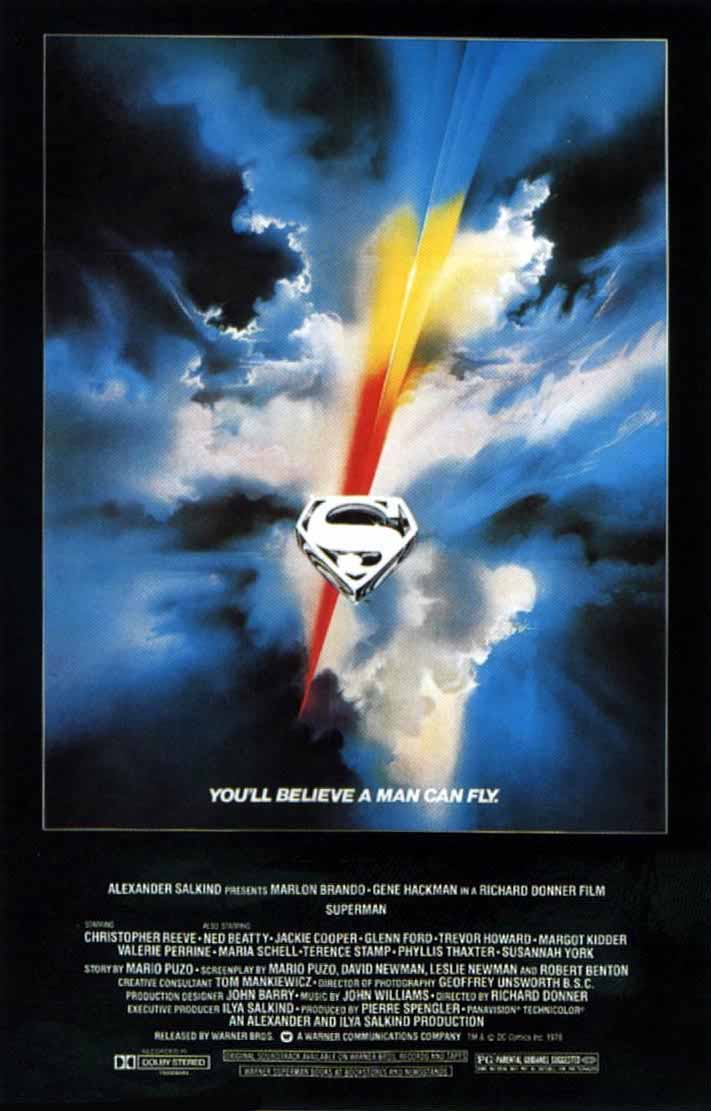 SupermanMoviePoster