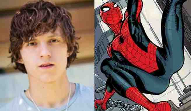 Spider-Man Tom Holland Talks Bashing His Face in Captain America: Civil War