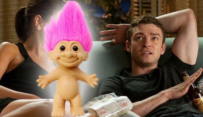 Justin Timberlake Cast In Dreamworks Animation's Trolls