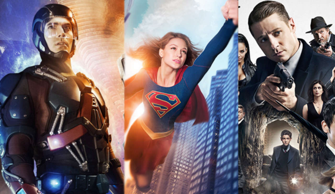 Gotham, Supergirl, Legends Of Tomorrow, & More Announced For