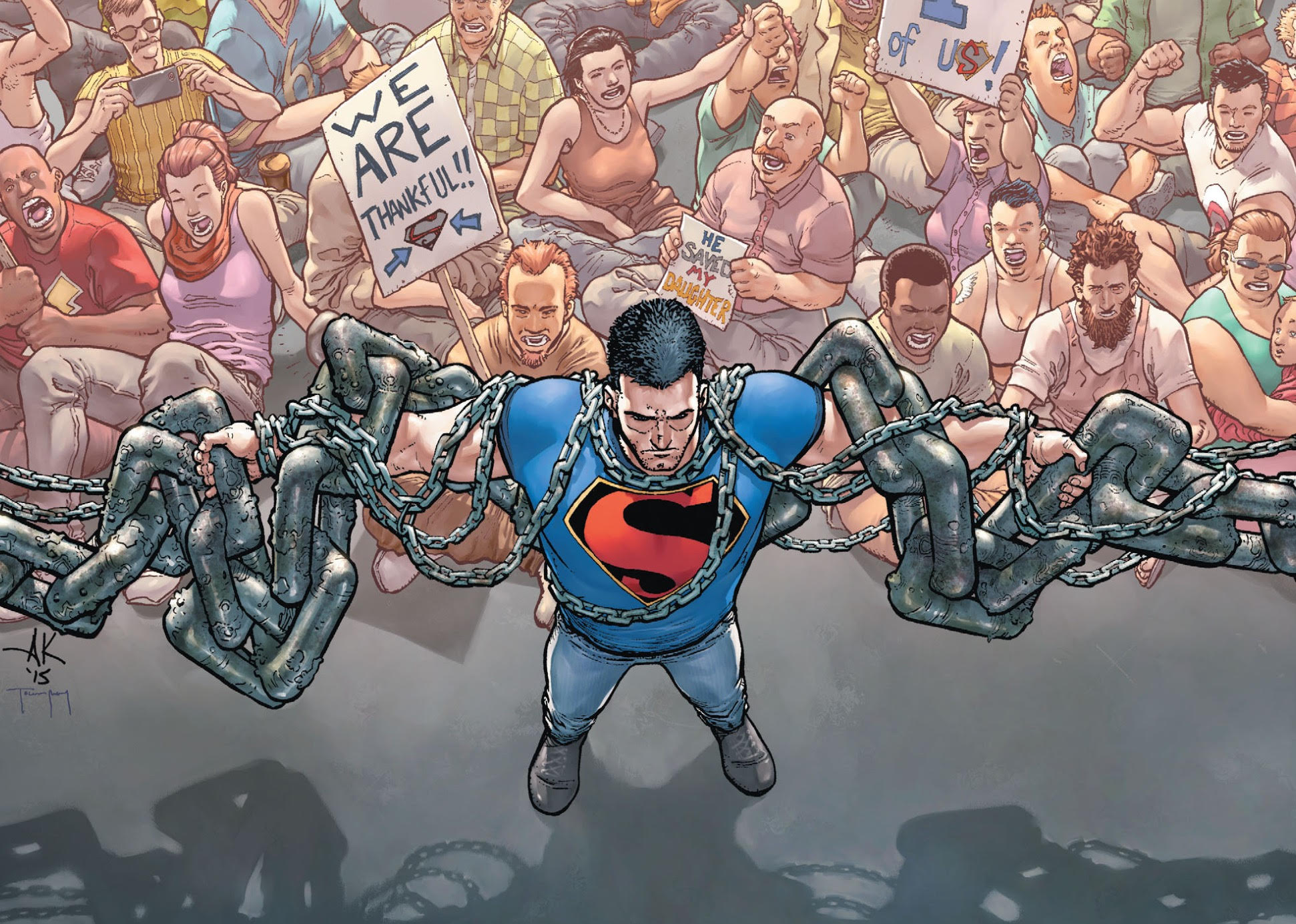 Action Comics - Cover