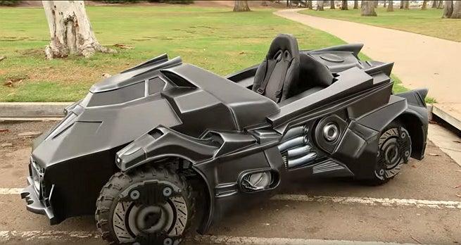 buggy batmobile