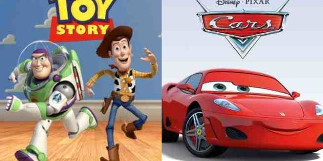 cars toy story