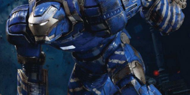 Comicave Iron Man Igor