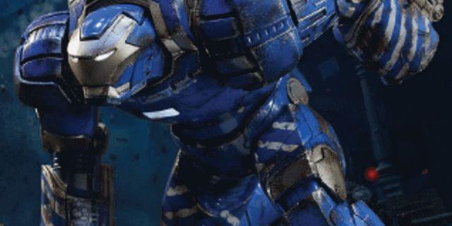 Comicave Iron Man Igor top