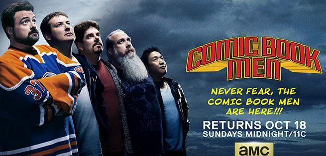 Comic Book Men Season 5 Premieres
