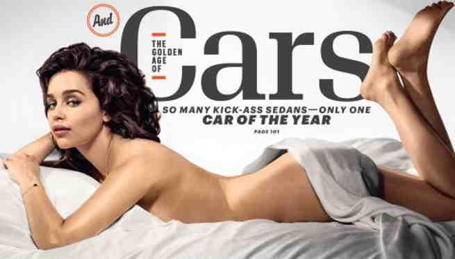 emilia clarke sexiest woman alive
