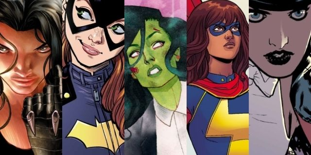 female tv heroes