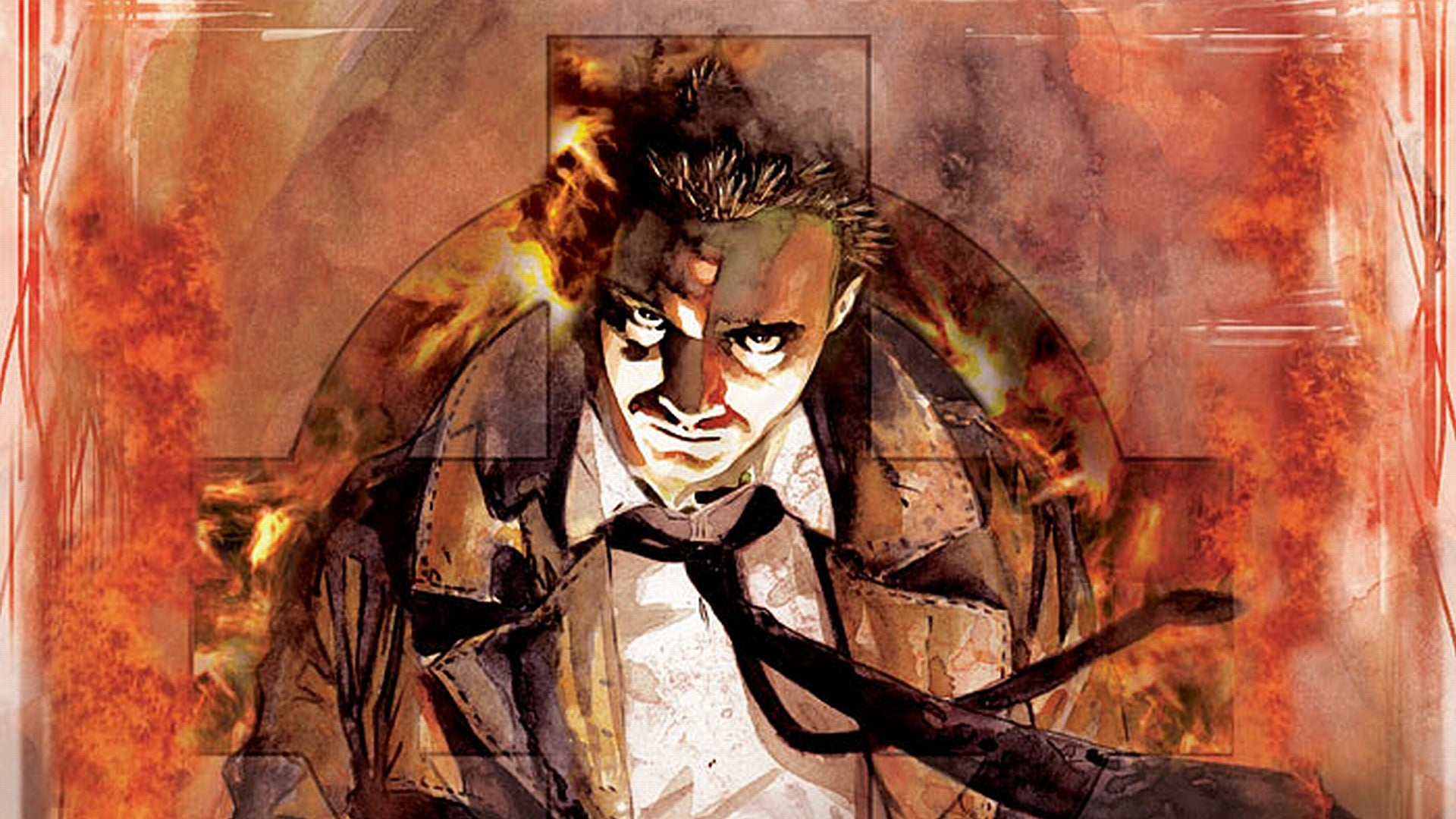 Hellblazer - Vertigo Comics