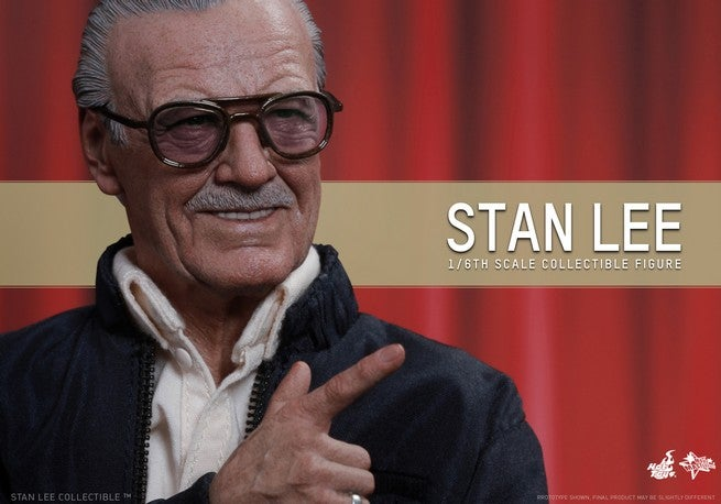 Hot Toys - Stan Lee collectible figure_PR13