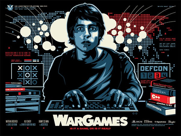 Wargames Getting Rebooted As Interactive Video Experience