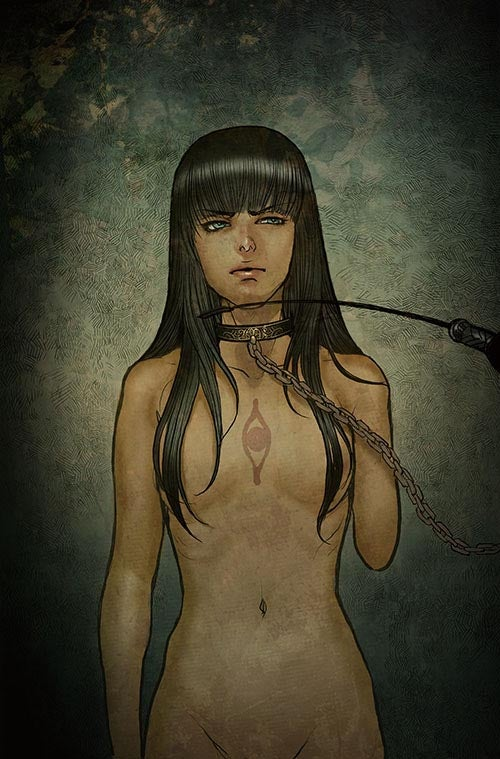 Monstress #1 - Page One