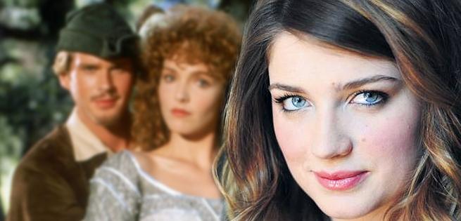 Bono's Daughter Eve Hewson Cast As Maid Marian In Robin Hood Origins