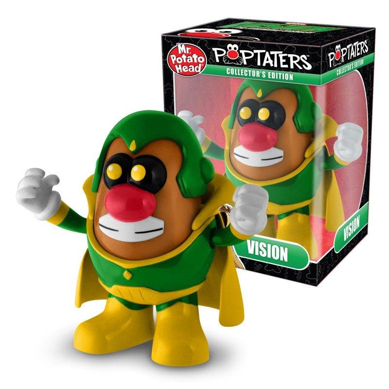 Marvel Comics Mr Potato Head Poptaters Daredevil Collectors Edition Figure Toy!