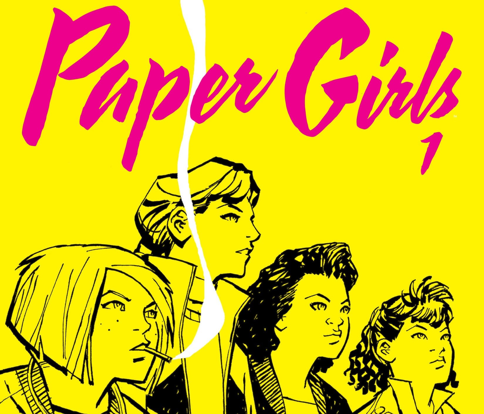Paper Girls - Cover