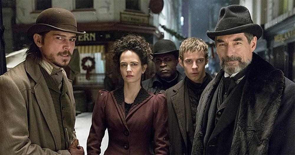 Showtime Revives 'Penny Dreadful'