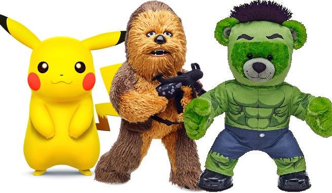 pikachu-build-a-bear