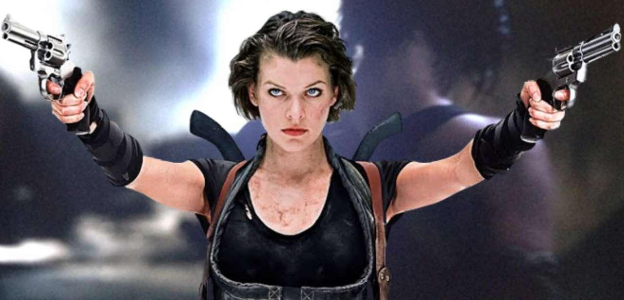Resident Evil Film 2019