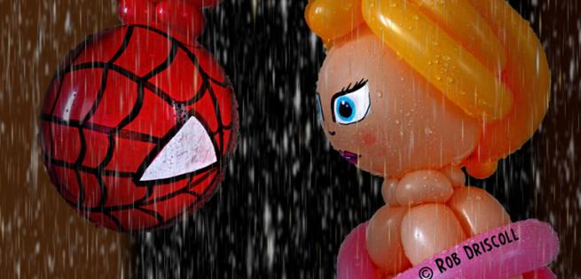 spidermanballoon