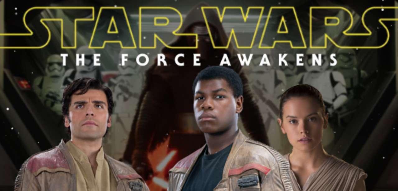 Huge Spoiler! Last Name Of Star Wars: The Force Awakens Character Revealed