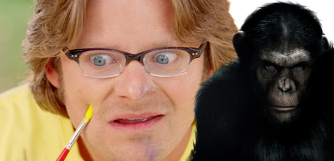 Steve Zahn Cast As New Ape In War For The Planet Of The Apes
