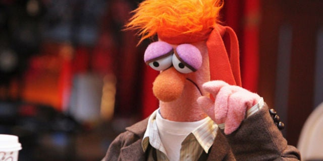 Tuesday night ratings muppets shield limitless fall - Beaker muppets quotes ...