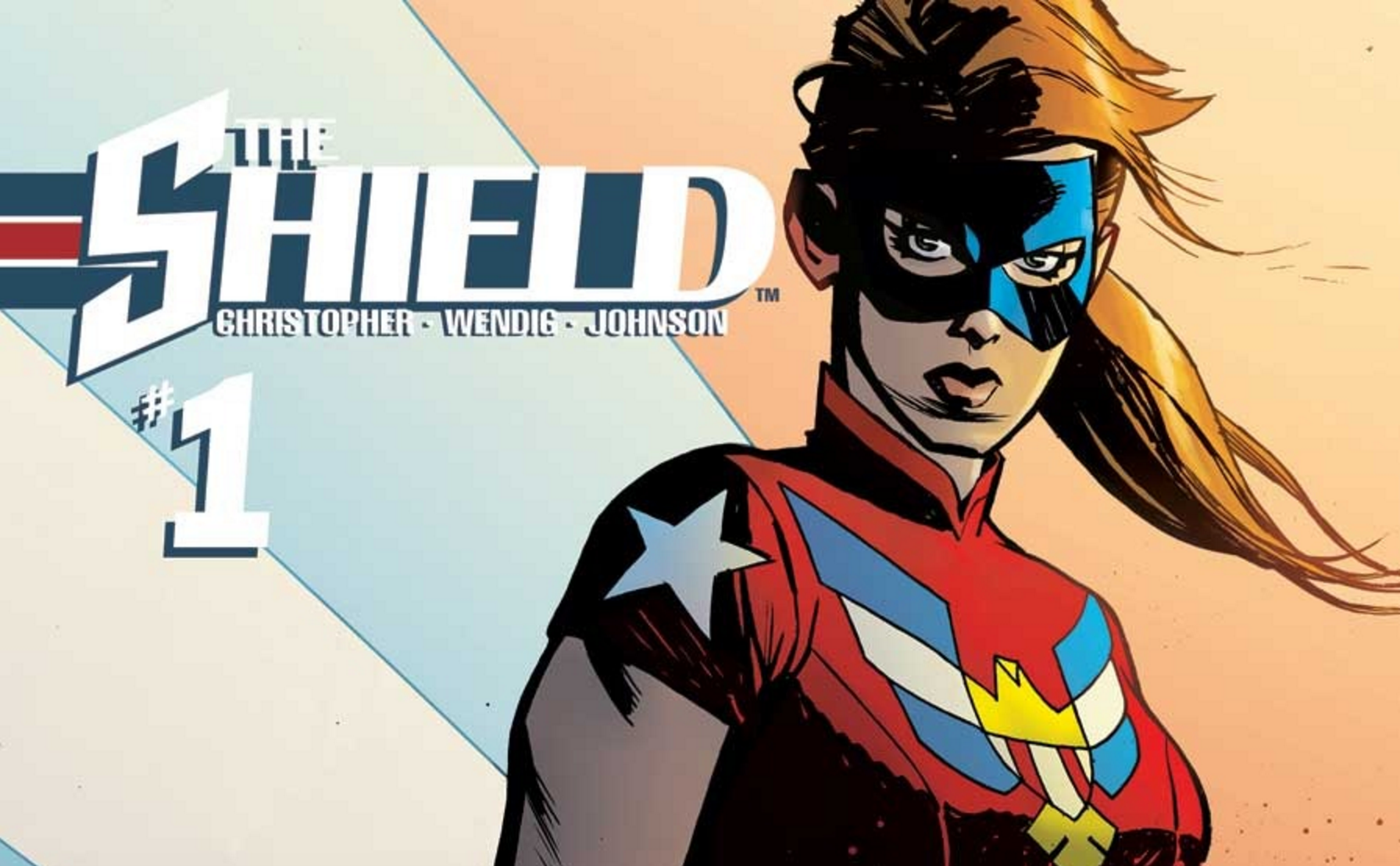 The Shield #1 - Review