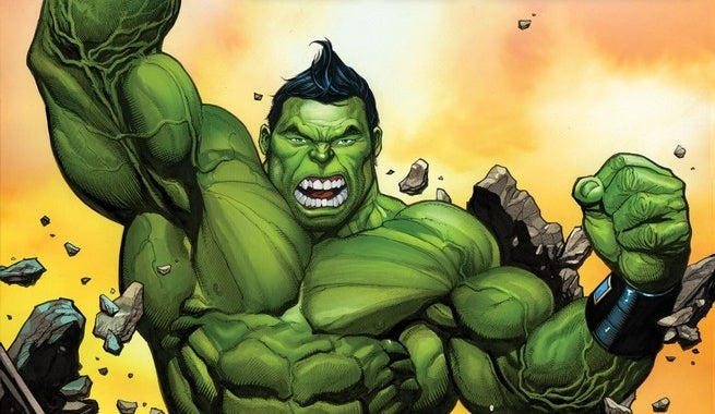 The Totally Awesome Hulk 1 Cover