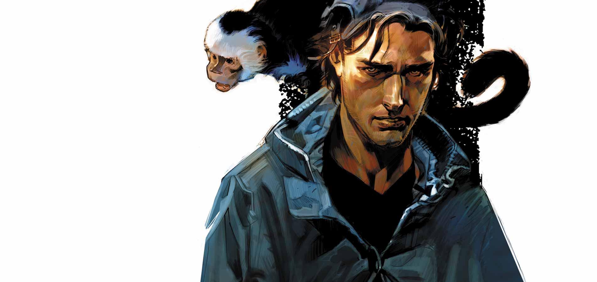 Y The Last Man - Vertigo Comics