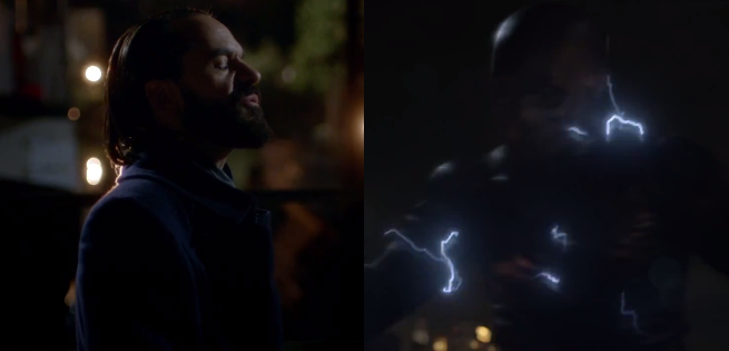 Zoom & Vandal Savage Appear In The Flash 2015 New York Comic-Con Sizzle Reel