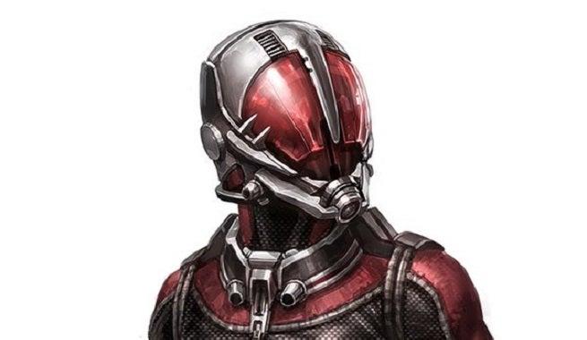 ant-man prototype