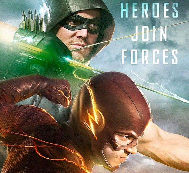 Arrow Flash Event VIP Evite BHV6