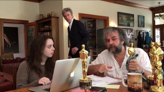 Doctor Who Peter Jackson