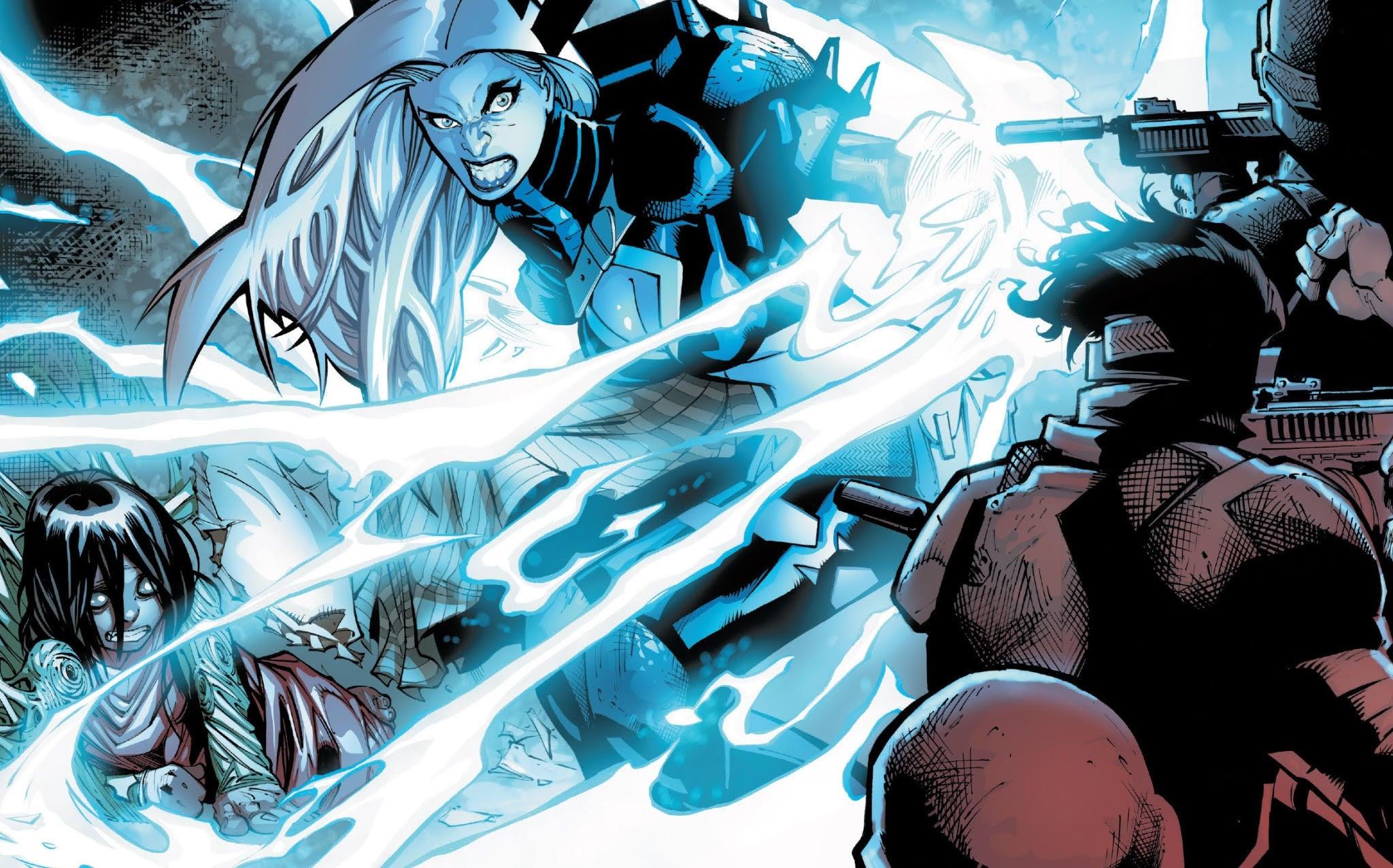 Extraordinary X-Men Humberto Ramos
