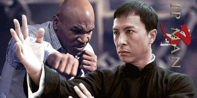IP Man 3 Featurette Teases Donnie Yen & Mike Tyson's Epic