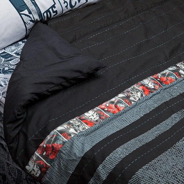 ippq marvel avengers stripe comforter