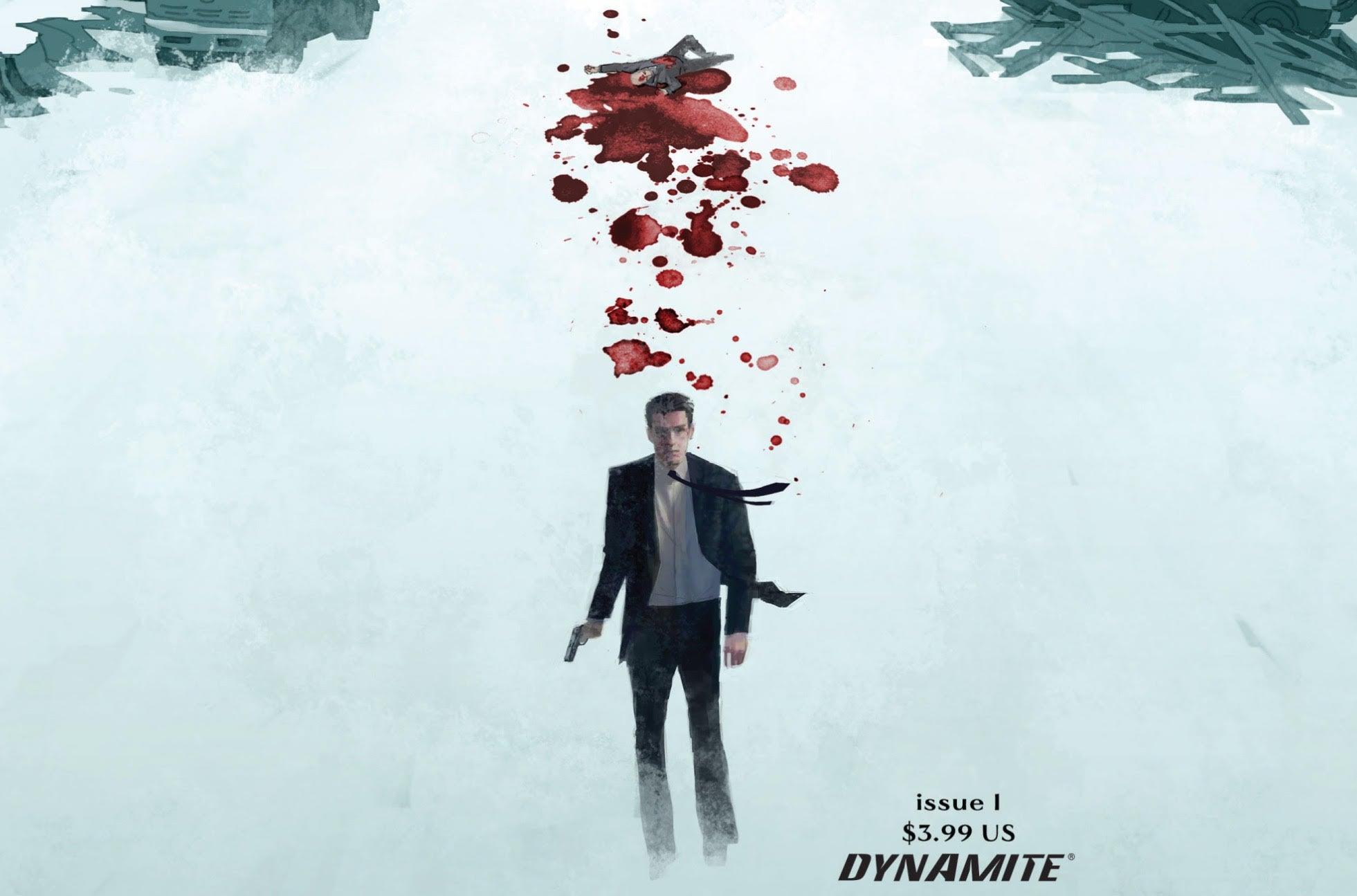James Bond #1 Jason Masters