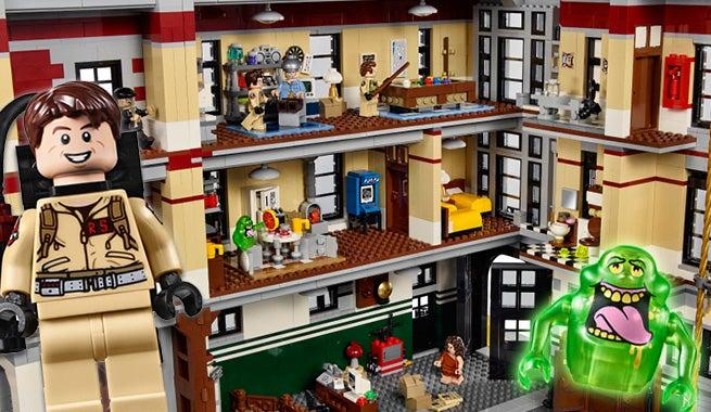 LEGOstbusters