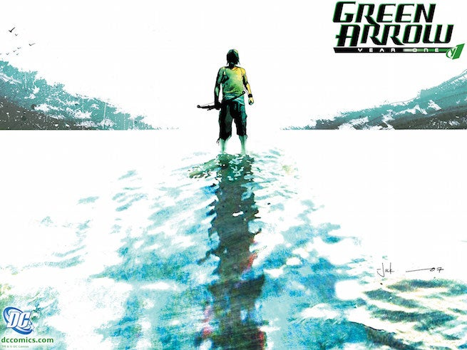 MOMBcast-032-Green-Arrow-Year-One