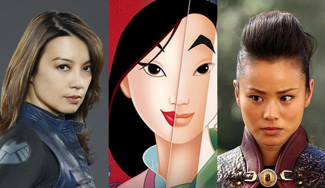 Ming-Na Wen Weighs In On Mulan In Once Upon A Time