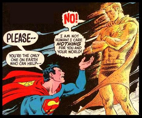 Sandman-Superman