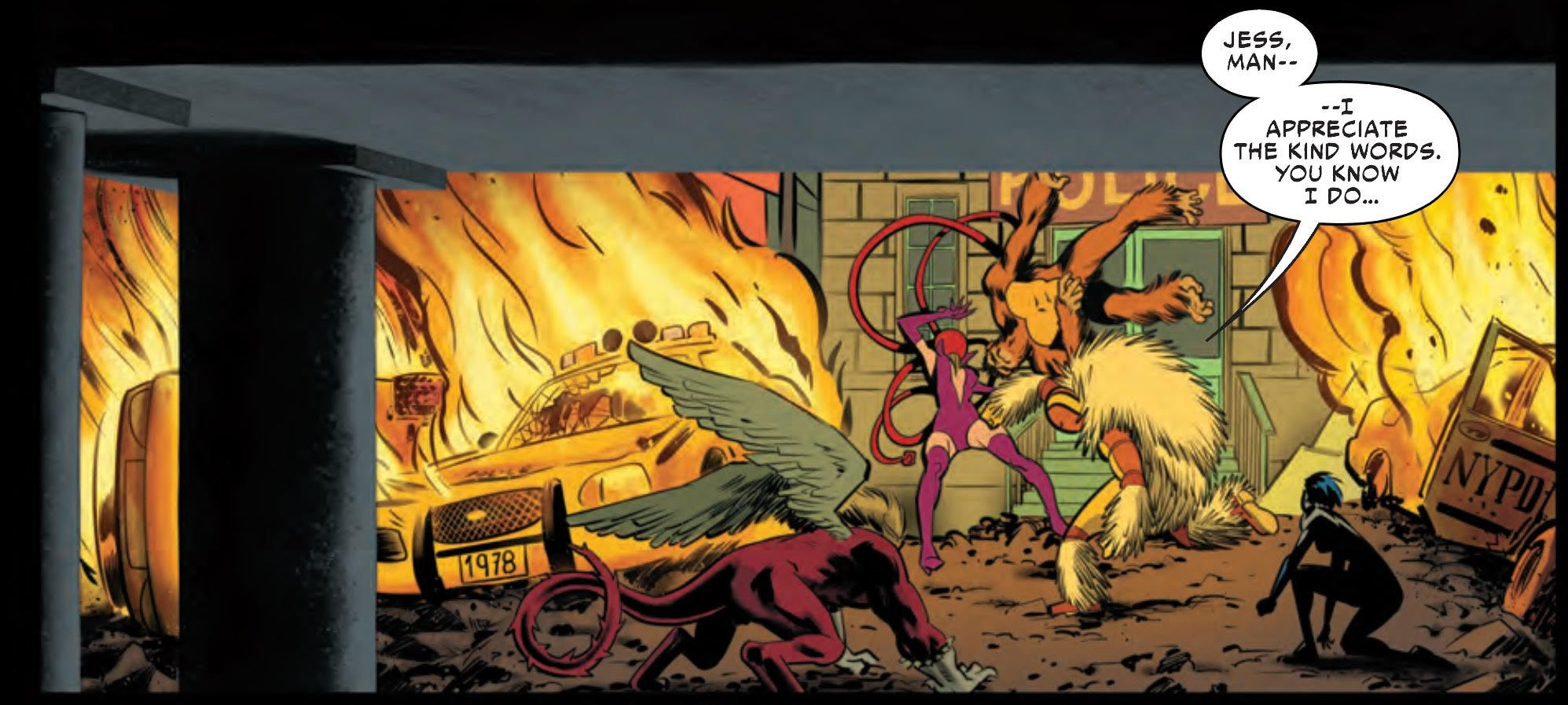 Spider-Woman #1 Porcupine