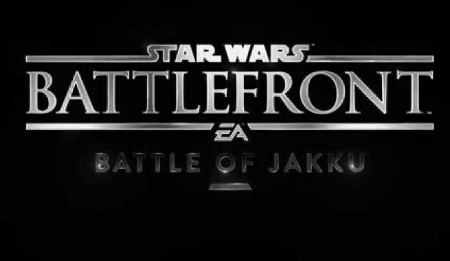 STAR WARS BATTLEFRONT THE BATTLE OF JAKKU