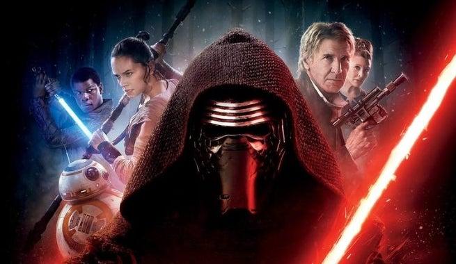 star wars the force awakens international poster top
