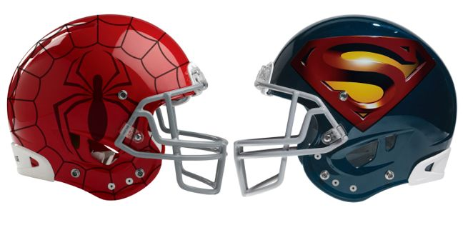 superhero-football-league