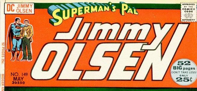Supermans Pal Jimmy Olsen 149