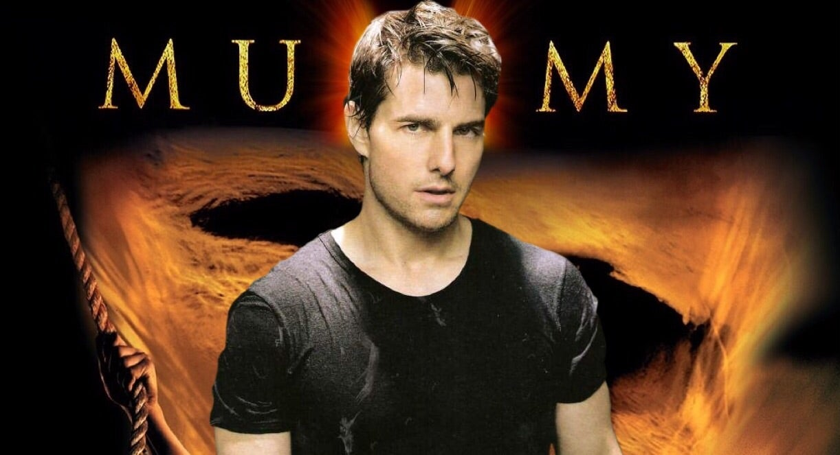 The Mummy tom Cruise
